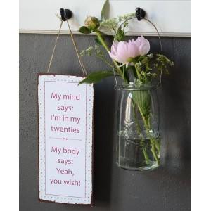 Schilder & Magnete Möbelgriffe