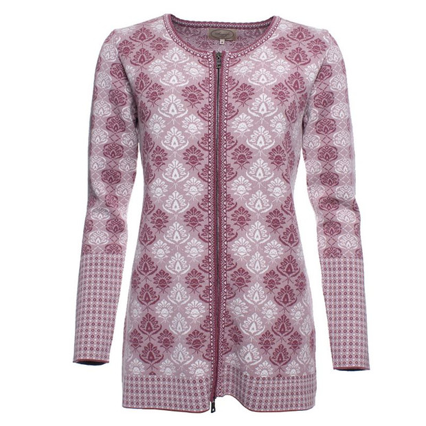 Sorgenfri Sylt Strickjacke Nena powder