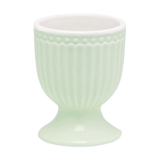 Greengate Alice green egg cup