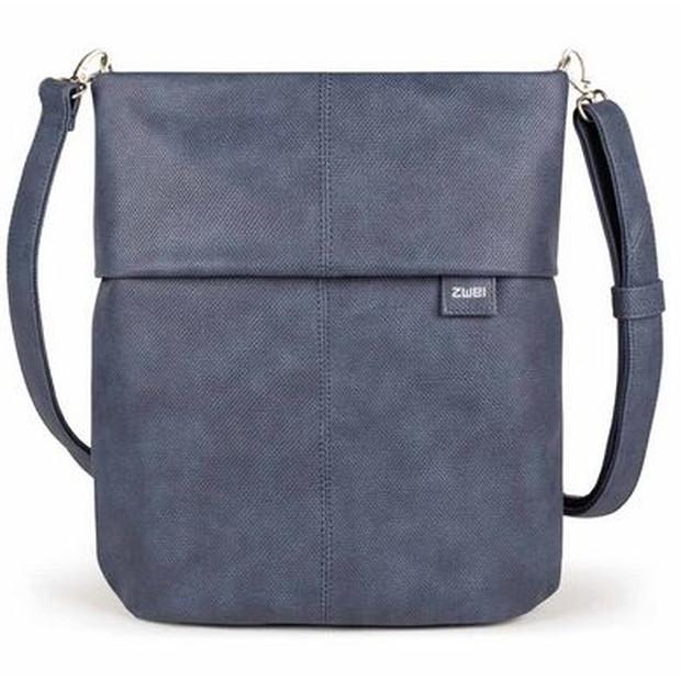 bfab35110ecc4 Zwei bags canvas blue Mademoiselle Tasche M12 ...