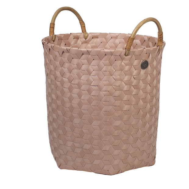 Handed By basket copper blush size M