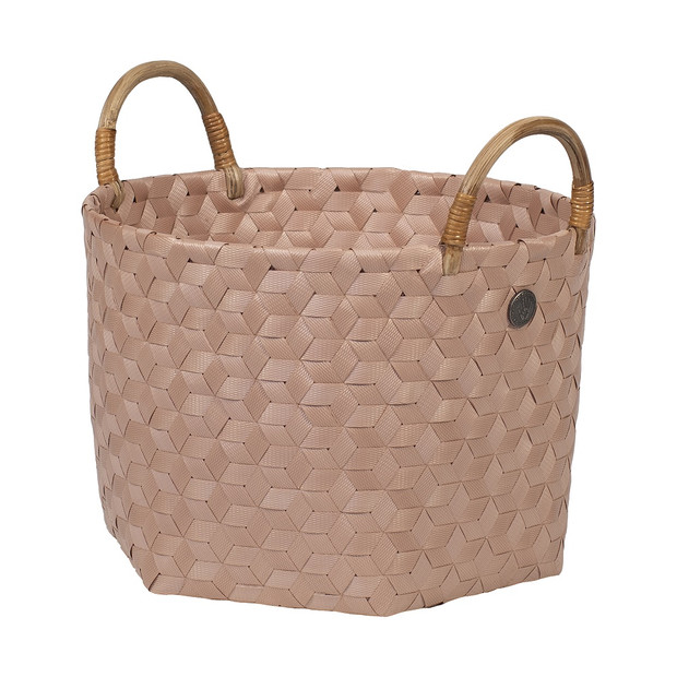 Handed By basket copper blush size S