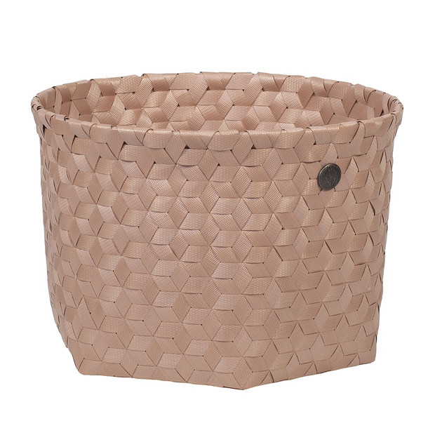 Handed By basket copper blush size S Domensional