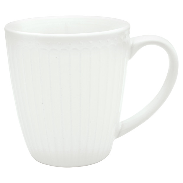 Greengate Alice white Mug
