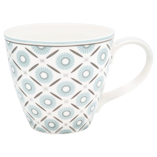Greengate Alva white Mug