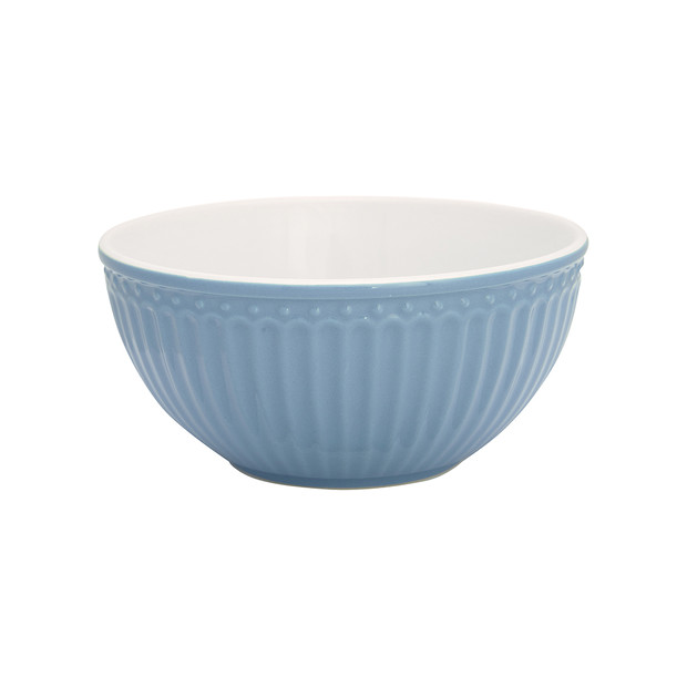 Greengate Alice sky blue bowl