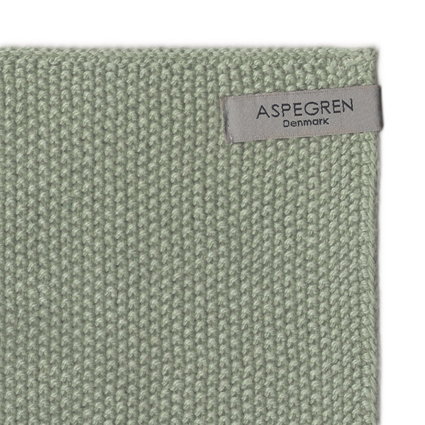 Aspegren towel solid mint